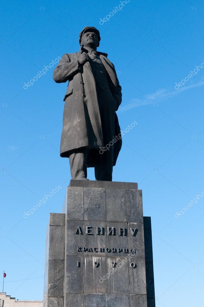 Dünyanın en büyük Lenin anıtı. Leninin en büyük anıtı 67