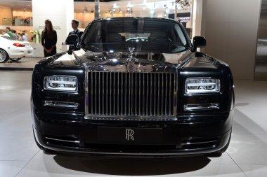 Rolls Royce Phantom II SWB