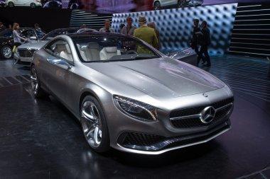 Mercedes S Class Coupe Concept