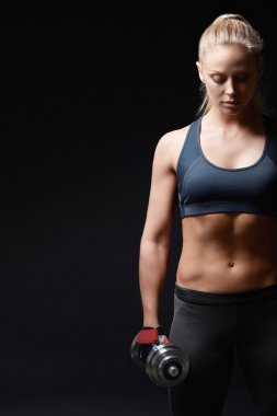 Athletic woman