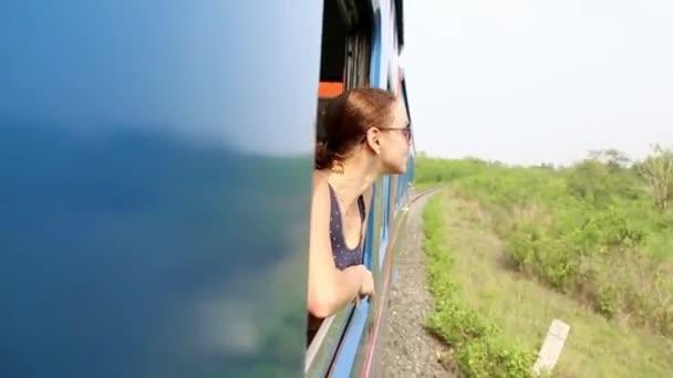 Buon Viaggio In Un Treno Video Stock Xxxpatrik 47243589