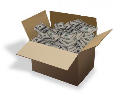 Box of Money.