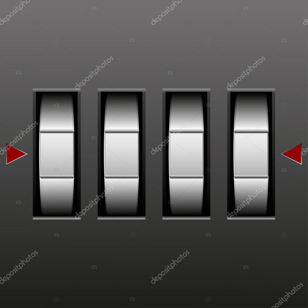number combination lock