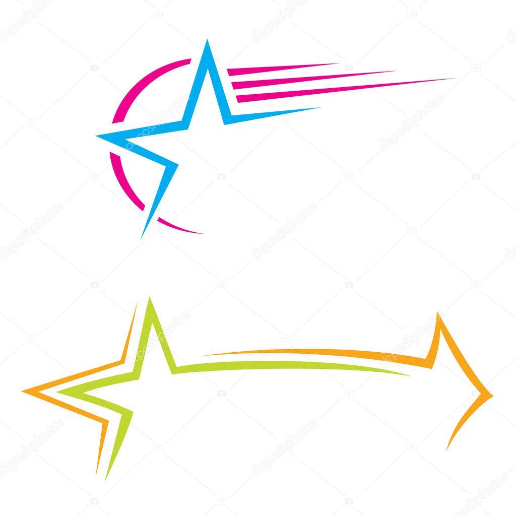 Star icons