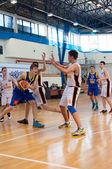 Evropská mládež basketbalová liga