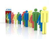 nezaměstnanost