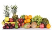 Fotografie Fresh fruits composition.