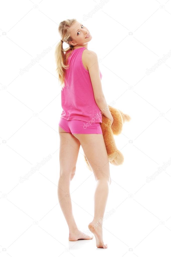 Teen teddy