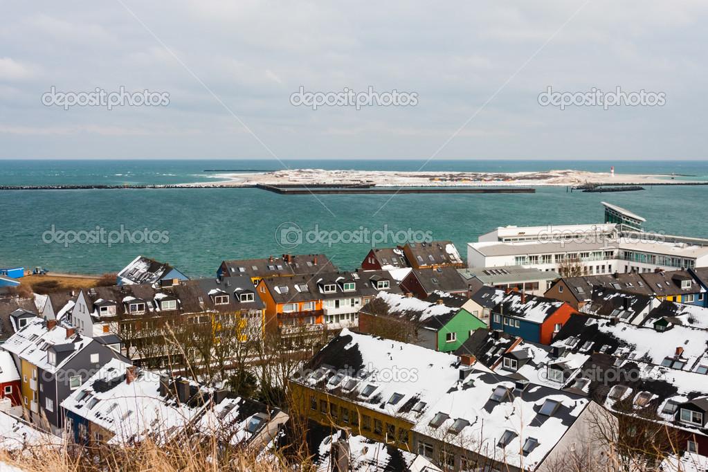 Helgoland und d ne im winter stockfoto copit1606 34902117 for 2533 raumgestaltung und entwerfen