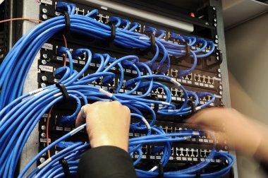 Repairing server