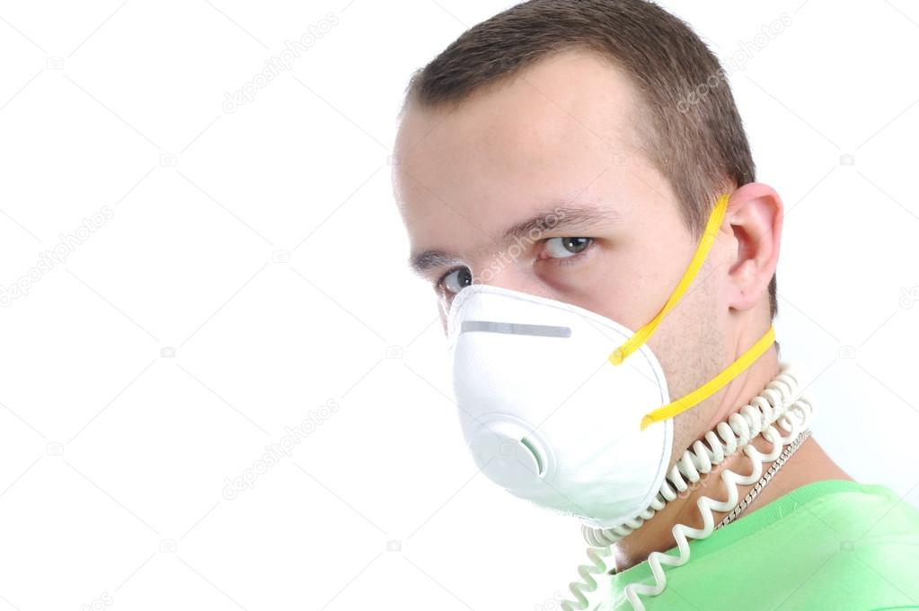 mask to protect virus