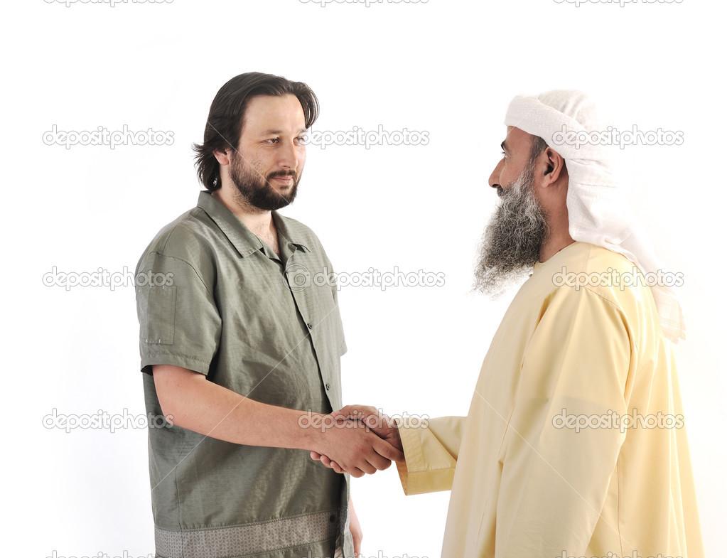 rencontre un homme musulman