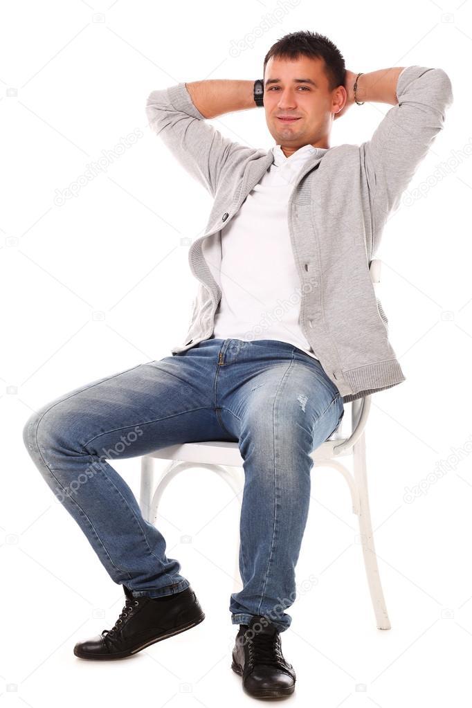 вас фото посола сидя в штанах трахает подругу