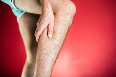 Running physical injury, leg pain