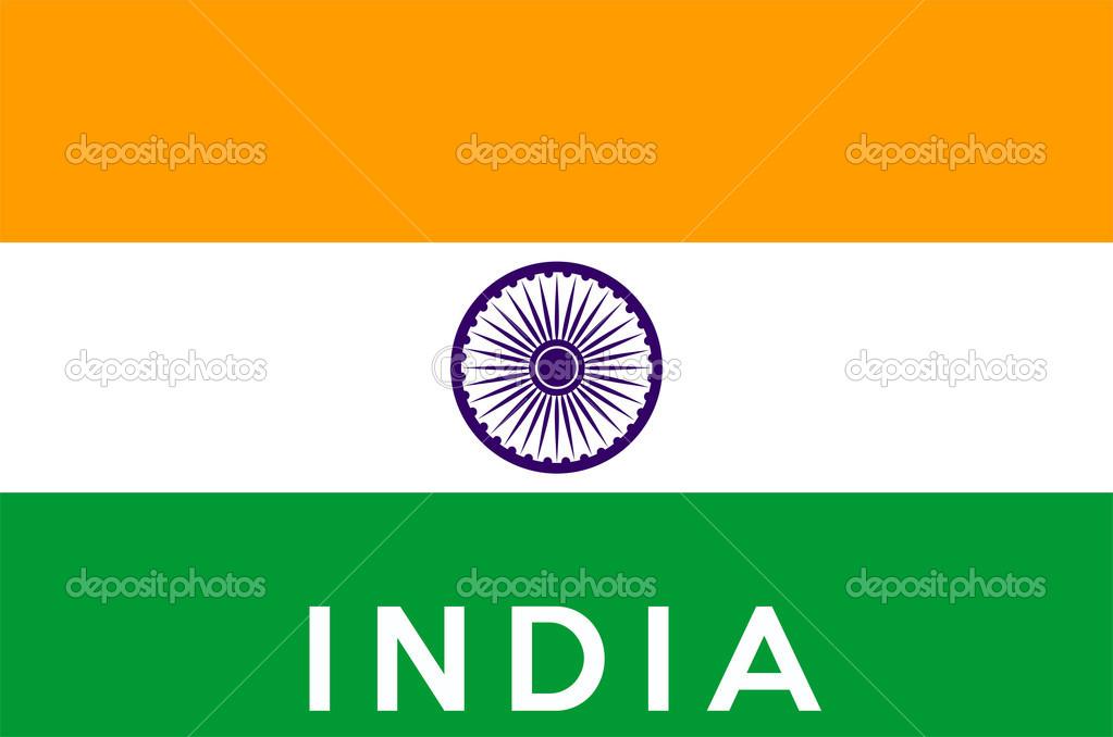 Resultado de imagem para BANDEIRA DA INDIA