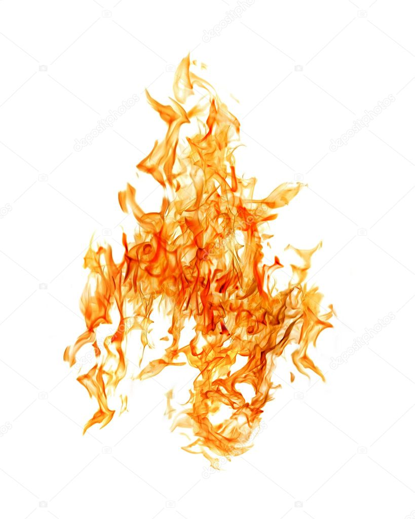 fire on white background fogo amarelo brilhante sobre fundo branco foto stock 3076