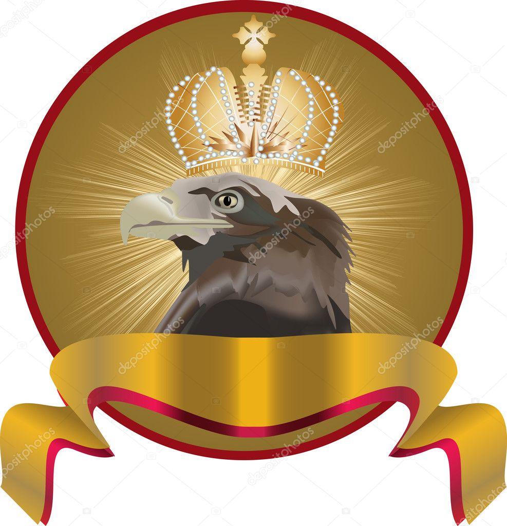 картинки орлов с короной нравятся