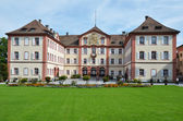 Baroque palace. Mainau island, Germany