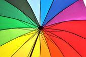 Fotografie Regenbogen Regenschirm