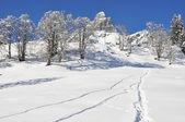 Braunwald, stazione sciistica famosa svizzero