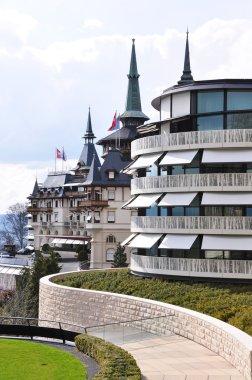 Luxury hotel in Zurich