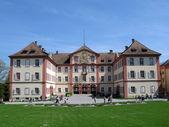 Fotografie Baroque palace on Mainau island, Germany