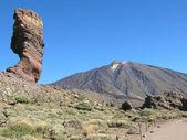 sopka Teide. Tenerife, Kanárské ostrovy