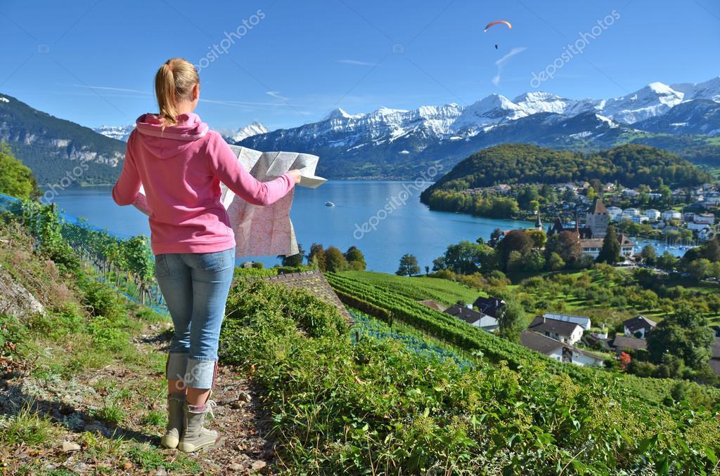 κορίτσια Ελβετία