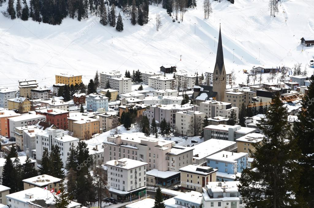 Winter Davos