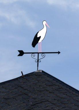 Wind stork