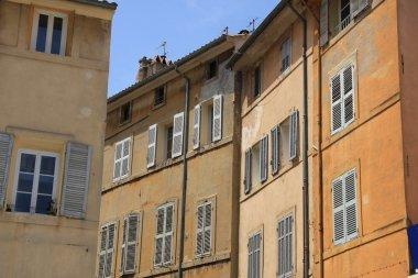 Steet in Aix en Provence