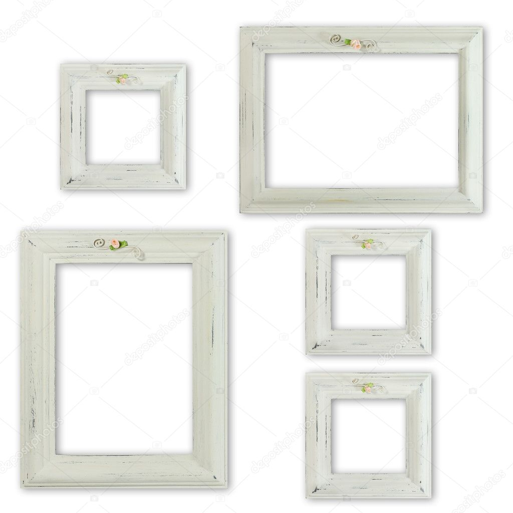 distressed white painted picture frame stock photo alga38 collection of shabby chic distressed picture frames photo - Distressed White Picture Frames