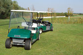 Elektrický kočárek Golf