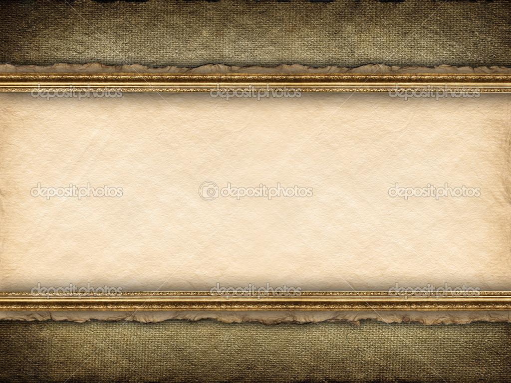 Vorlage Hintergrund - Bilderrahmen, Papier und Leinwand ...