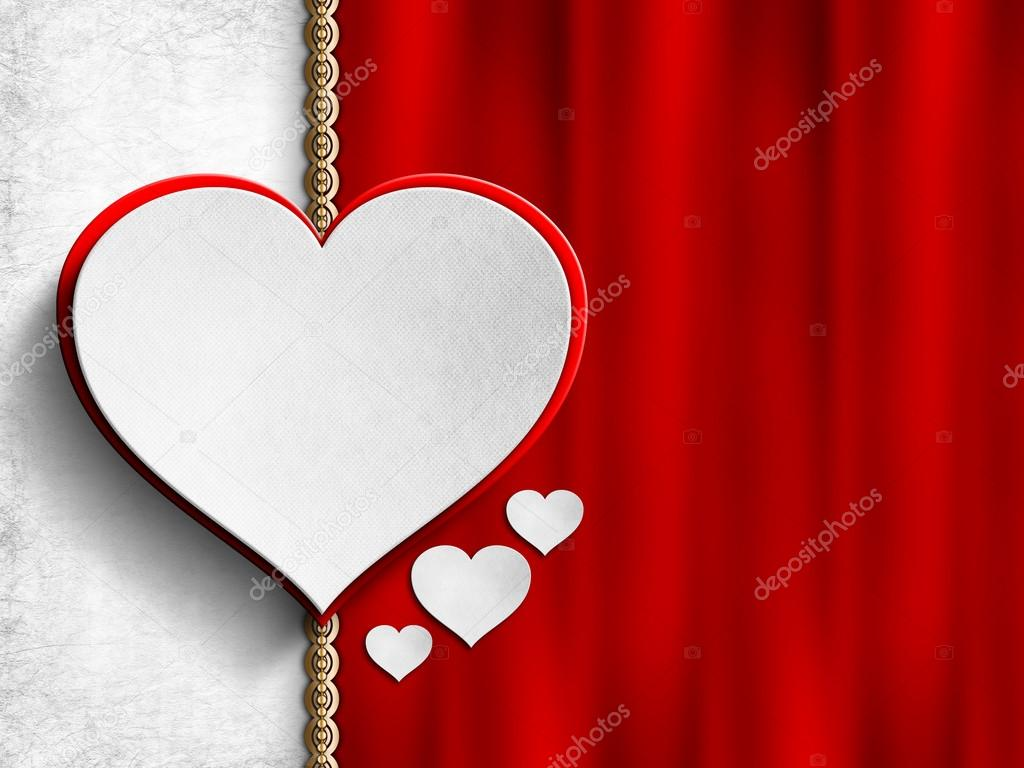 Valentines Day Card Background Template Stock Photo C Digieye