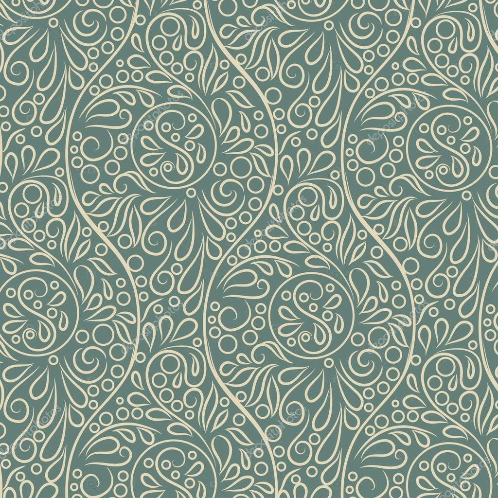 Floral vintage background - Floral Vintage Background Stock Vector 29447217