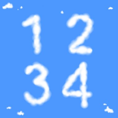 Cloud numbers