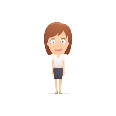 Kız Yöneticisi, iletişim kutuları diğer karakterlerle kullanım için uygun.