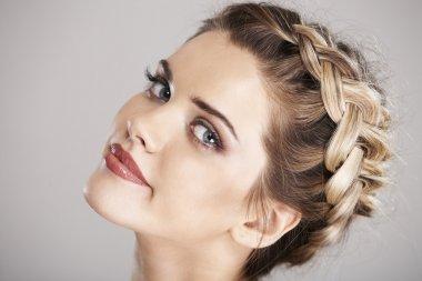 woman hair style