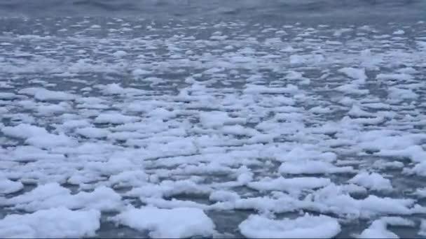 jég a lake balaton, Magyarország