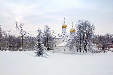Paraskeva Church at the hem
