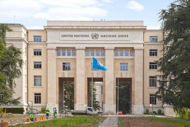 Geneva. Palace of Nations