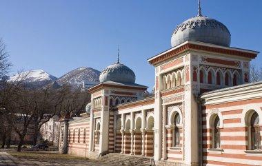 Bath mineral in Zheleznovodsk.