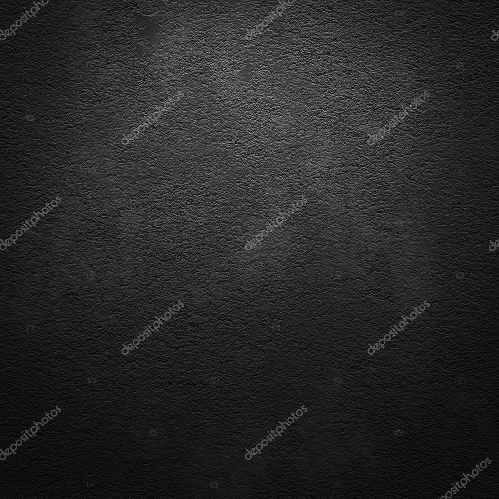 Black scratched grunge wall