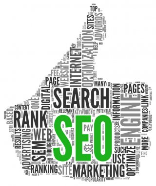 Search engine optimization SEO concept