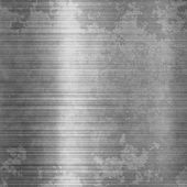 Fotografia piastra metallica in acciaio grunge