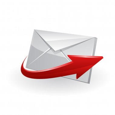 E-mail icon. Vector