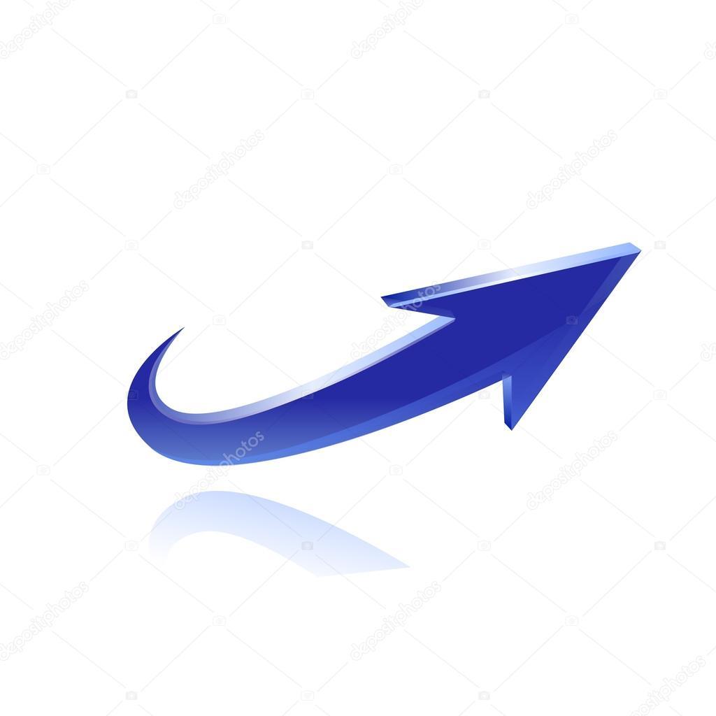 Risultati immagini per freccia blu