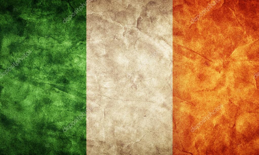 ирландия флаг картинки