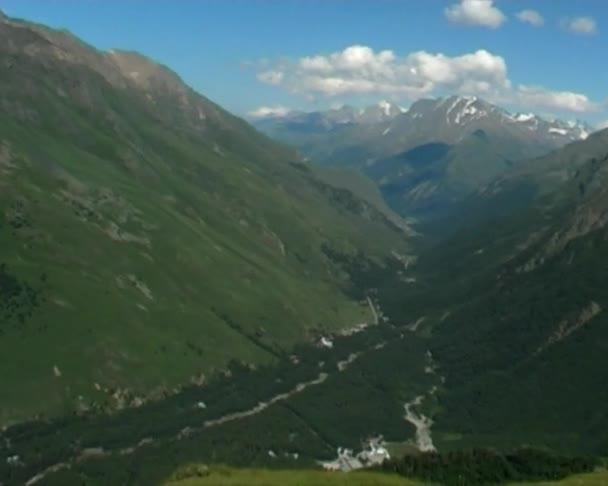 horské panorama